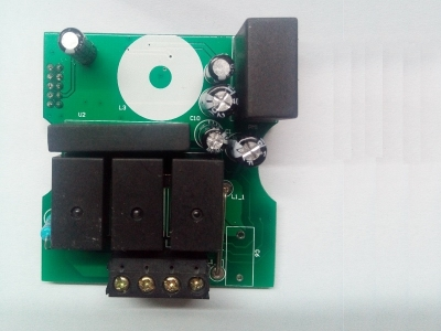 单火线开发板(继电器版) 单火线开关Demo板 演示板 评估板 电路板